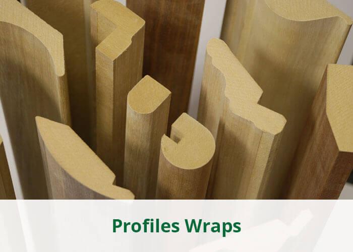 Profiles-wraps