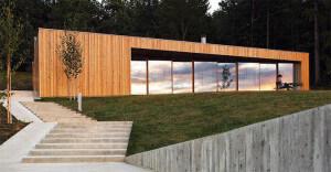 Cladding in architecture