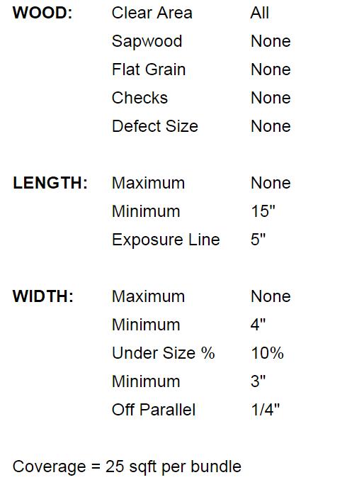 16inch5x_shingle-chart