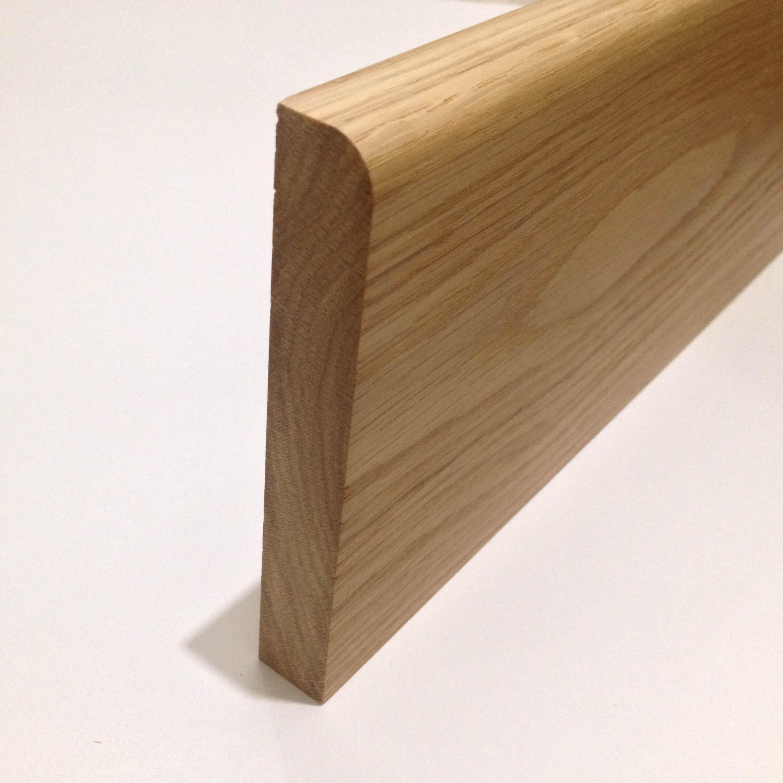 Oak Skirting Board Bullnose Whitmore S Timber