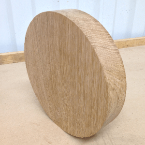 47mm European Oak Bowl Turning Blank