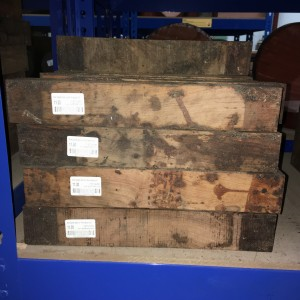 Olive spindle blanks 50mm square x 300mm
