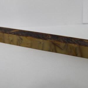 Gold Acrylic Pen Blank