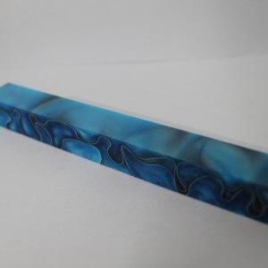 Icebreaker Blue Acrylic Pen Blank