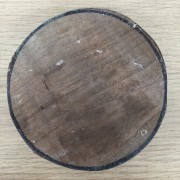 American Black Walnut Bowl Blank