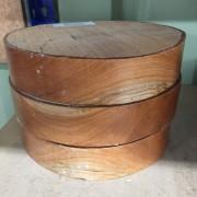 American cherry bowl blank (3)