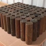 Lignum Vitae Cylinders