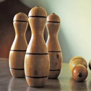 Hardwood Spindles