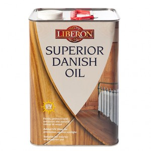 Liberon Superior Danish Oil