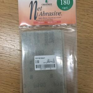 Chestnut net abrasive - 180 grit