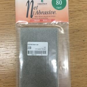 Chestnut net abrasive - 80 grit