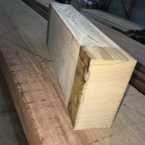 Ash Spindle Blank - 50mm x 100mm x 300mm