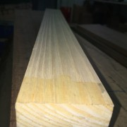 Ash Spindle Blank - 60mm x 60mm x 600mm (2)