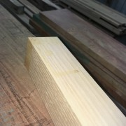 Ash Spindle Blank - 60mm x 60mm x 600mm