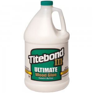 Titebond Ultimate Wood Glue 1 Gallon