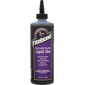 Titebond Polyurethane Glue 355ml