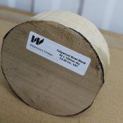 Tulipwood Bowl Blank - 60mm x 150mm diameter