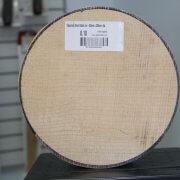Sycamore Bowl Blank - 50mm x 200mm diameter
