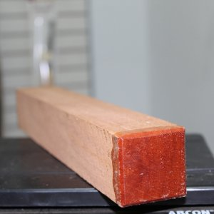 Leatherwood blank square end - Whitmore's Timber