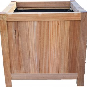 Large Wooden Planter - Whitmore's Timber